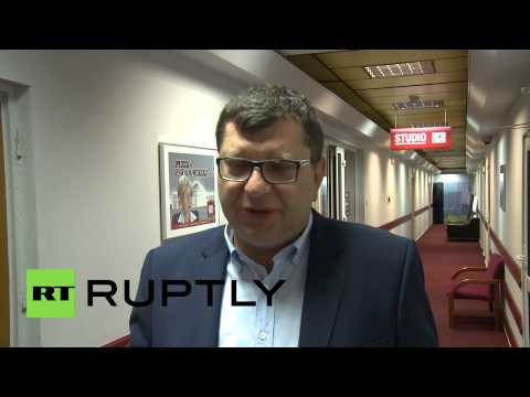 Poland: My goal wasn't to break the government - leak scandal blogger