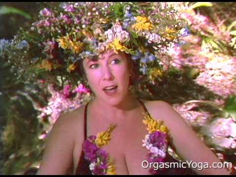 Practice Orgasmic Yoga with Annie Sprinkle