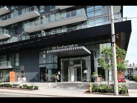 30 Roehampton Ave Unit 2105 Toronto Open House Video Tour