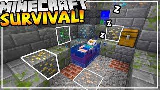 มายคราฟ : ล่าขุมทรัพย์สุดของฟ้าใต้ทะเลลึก!! - Minecraft Survival 1.13 | VictoryCast