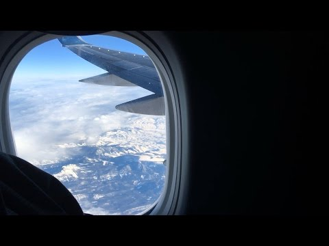 Delta Airlines - Trip report - Seattle to Atlanta - Boeing 757-200 [Economy]