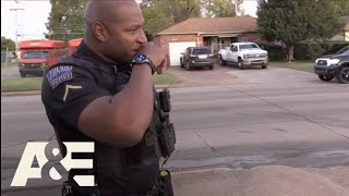 Live PD: Officer Gets Emotional After Talk w/ Veteran (Season 4) | A&E