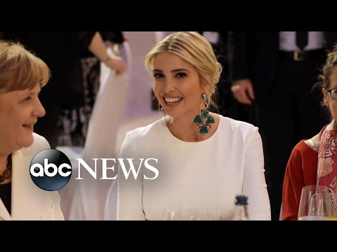 Ivanka Trump under fire for