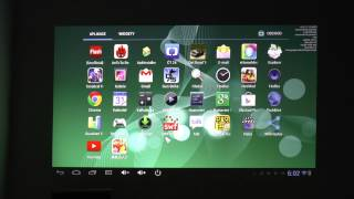 Tronsmart MK908 Mini PC s Android 4.2 - Full HD video test / CDR.cz