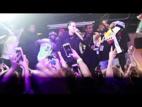 G-Eazy After Party @ Club HUE San Francisco