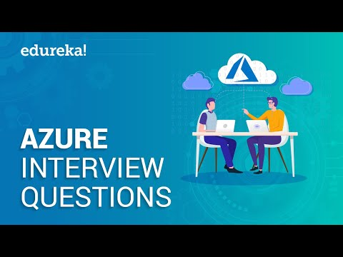 Azure Interview Questions And Answers | Azure Tutorial For Beginners | Azure Training | Edureka