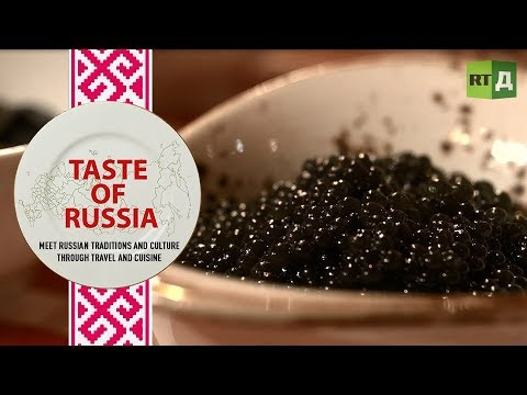 Taste of Russia: Meet Russian traditions through travel and cuisine (Trailer) Premiere 30/10
