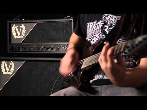 Victory Amplifiers Silverback Rob Chapman Signature - Official Video
