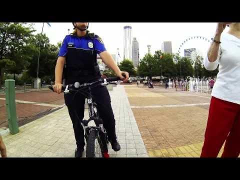 Phantom Grounded by Centennial Park Police