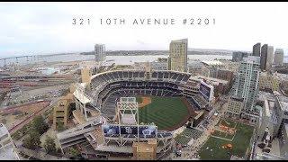 321 10th Ave #2201 | Icon Condos San Diego | Cassity Team Real Estate