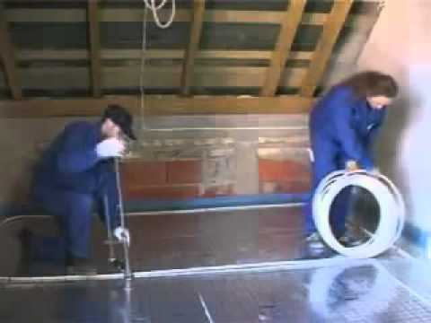 Технология монтажа теплого водяного пола (2010) DVDRip