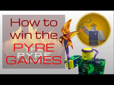 Roblox Hunger Games Win All In One Guide To Win The Pyre Games Roblox Hunger G