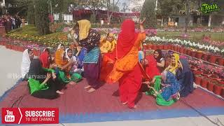 Pure Haryanvi Dance by Girls from GVM College (Sonepat) | Bol haryana | New Haryanvi Dance Video