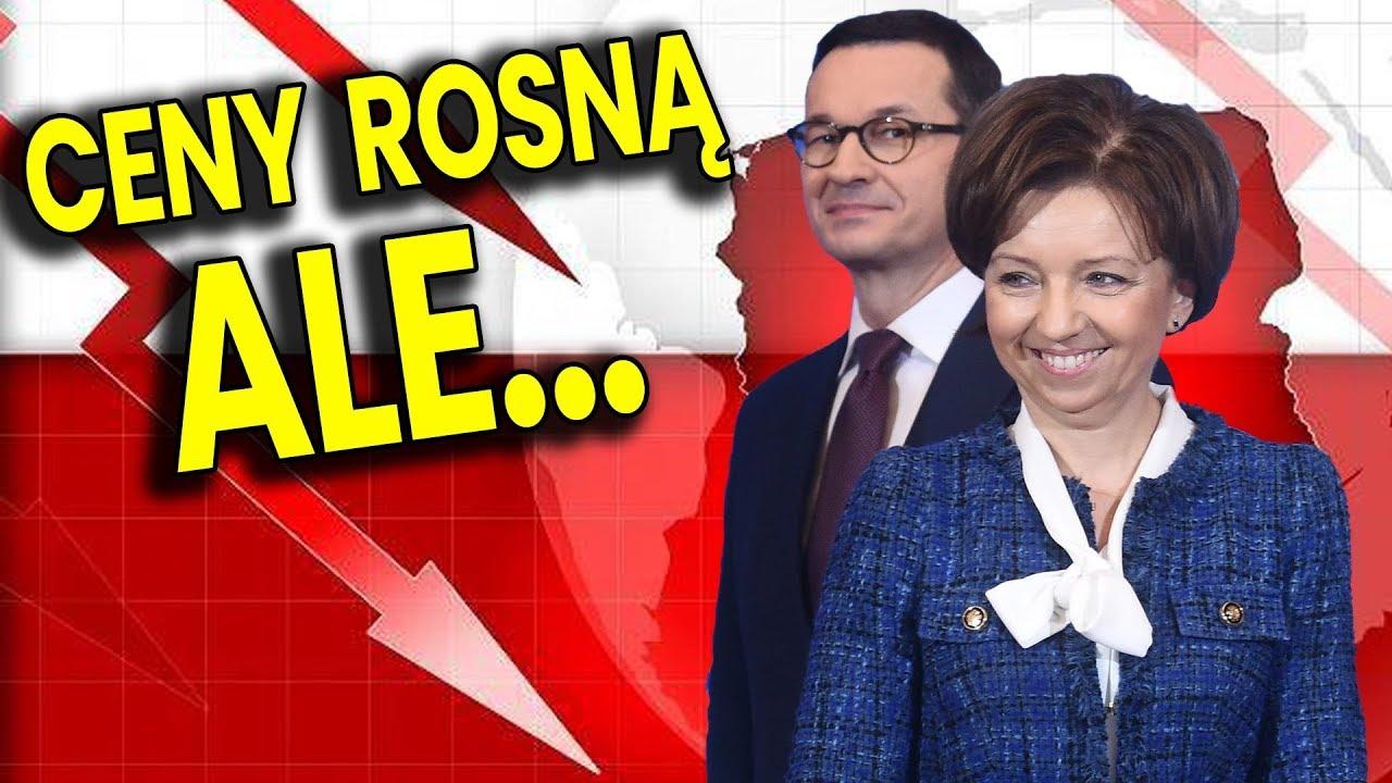 Polska Bankrutuje a Oni Ściemniają: Ceny Rosną Ale Wartość Pieniądza Rośnie - Analiza Komentator PL