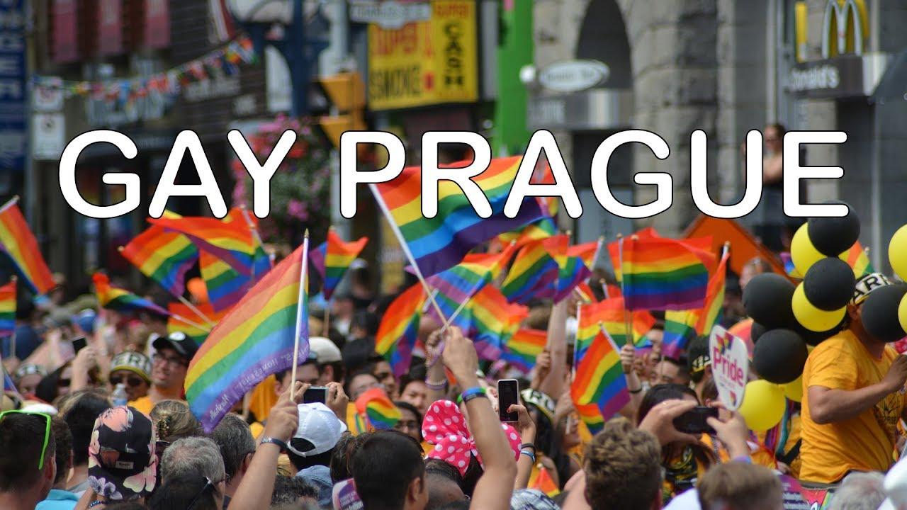 Gay travel prague