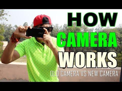 How Digital Camera Works ?   Old Camera vs New Camera   Explained