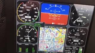 Kanardia Nesis III - Flight Director