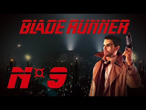 Let's play Blade Runner #9 - Izo