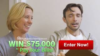 """PCH's """"Pay Your Bills"""" Sweepstakes"""