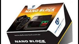 Bloqueador - Nano block DEFENDERTECH