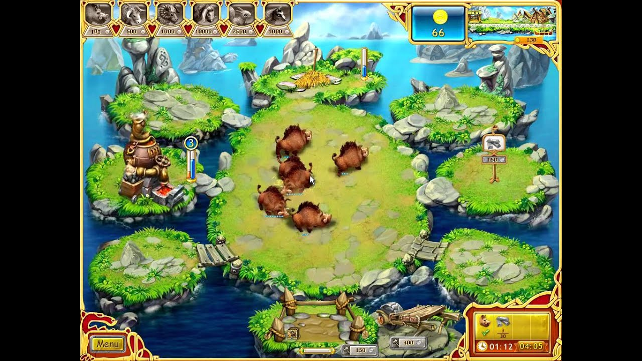 Farm Frenzy: Viking Heroes - Adventure Midgard 12