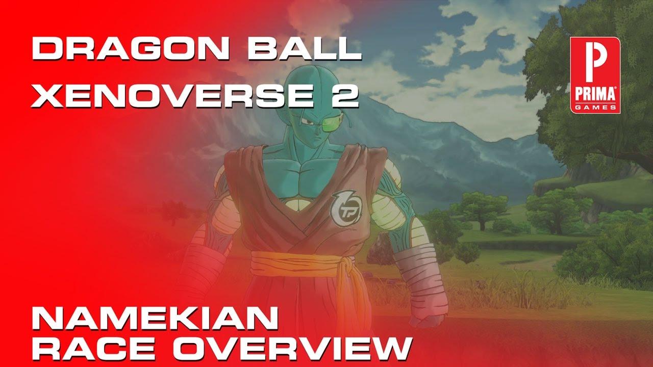 Dragon Ball Xenoverse 2 Race Comparison | Tips | Prima Games