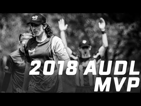 2018 AUDL MVP: Rowan McDonnell