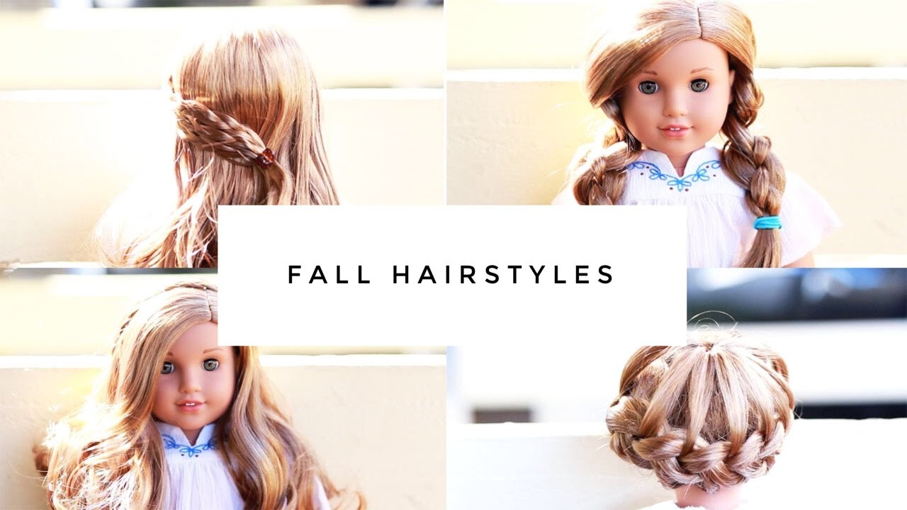 simple, fun, easy american girl doll hairstyles (#2)