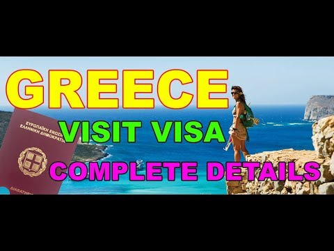 How To Apply Greece Visit Visa [ Citizenship ] in Urdu / Hindi 2018 By Premier Visa Consultancy