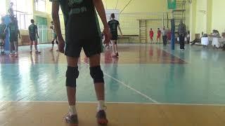 Волейбол. ЗКО- ВКО .  Вторая партия. 0-2