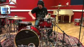 Where Eagles Dare - Iron Maiden DRUM COVER