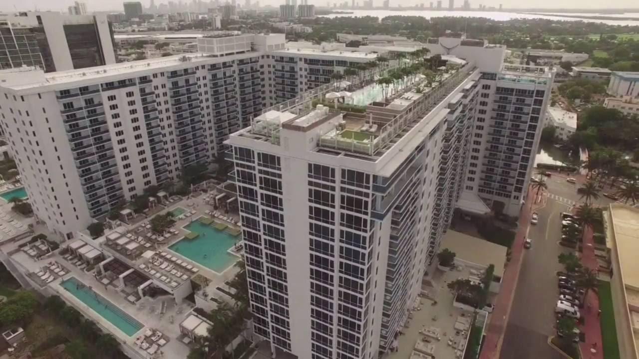 One Hotel Miami Youtube