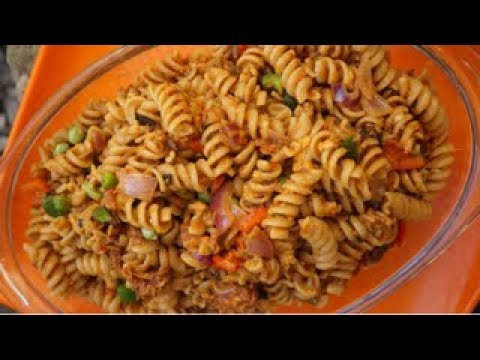Fish Sauce Pasta