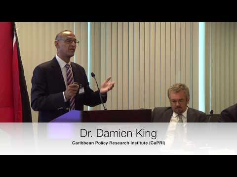 Caribbean Fintech 2017 - Presentation by Dr. Damien King - Need for new payment solutions