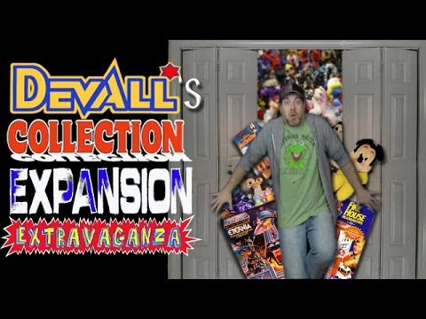 Collection Expansion Extravaganza Episode 24: Shirt Tales, Muppets and Power Lords!