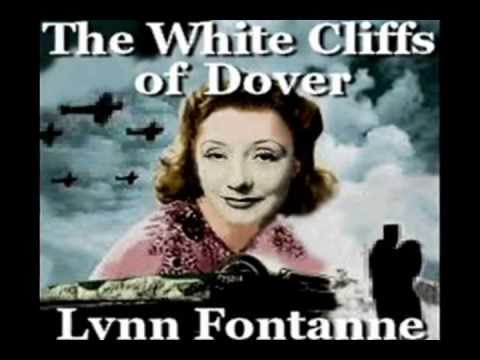 Lynn Fontanne in The White Cliffs of Dover
