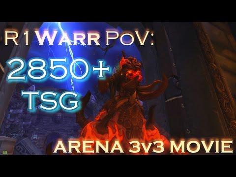 R1 Warr PoV: 2850+ TSG! | 7.1 Legion