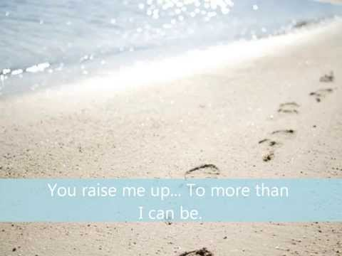 you raise me up(日本語ver) - YouTube