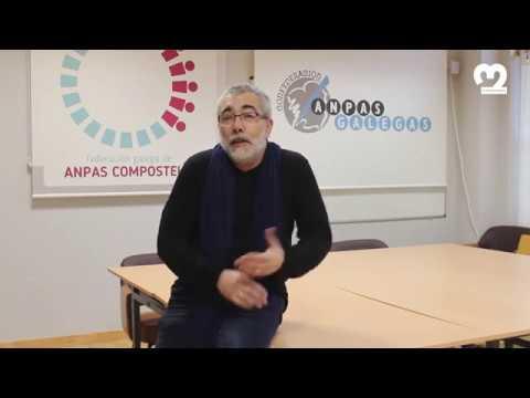 Conversa sobre O Diario Galego con Fernando Lacaci