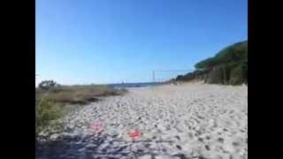 Sa Prama B spiaggia
