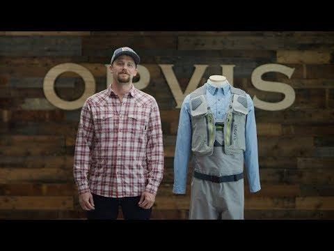 ORVIS – Ultralight Fishing Vest