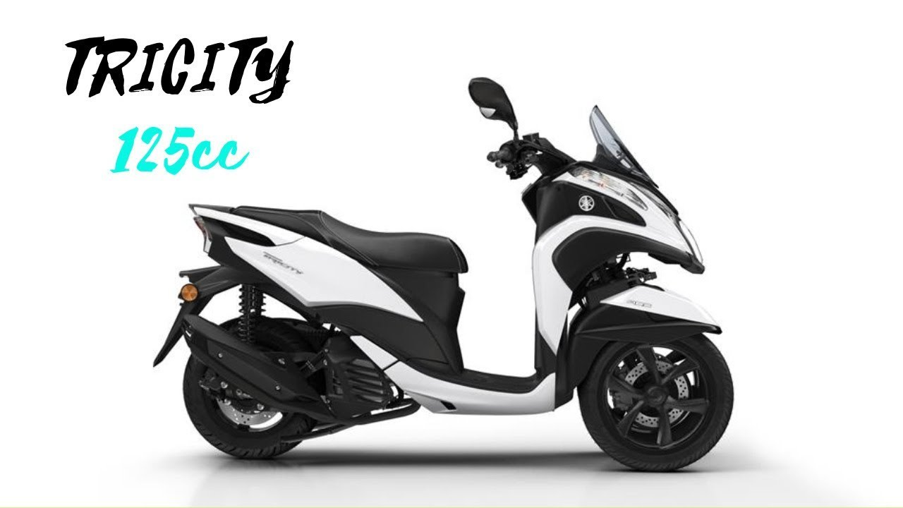2018 yamaha tricity 125cc review specs and price youtube. Black Bedroom Furniture Sets. Home Design Ideas
