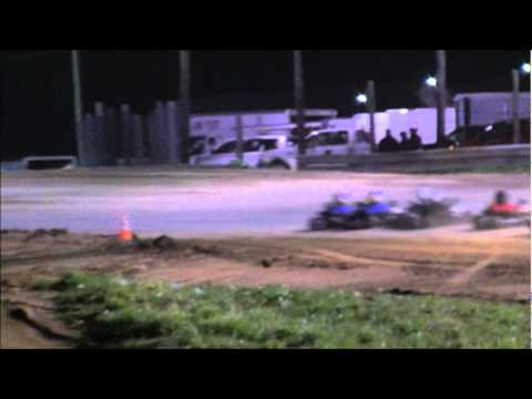 2012 NYDKS - Race #1: Paradise Speedway - Medium Feature