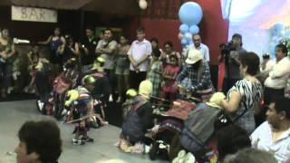 Danza de los Llameritos de Parinacochas en Milán 2013 (3/3)
