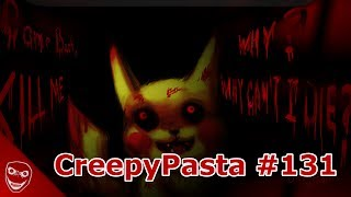 CreepyPasta #131 - Pokemon Dead Channel