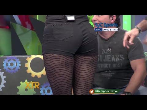 La belleza de Ivana Nadal en Tiempo Extra