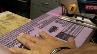 Jigsaw Blades for Cuтting Pink Foam