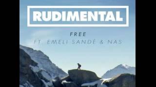 Repeat youtube video Rudimental - Free (remix) ft. Emeli Sande and Nas