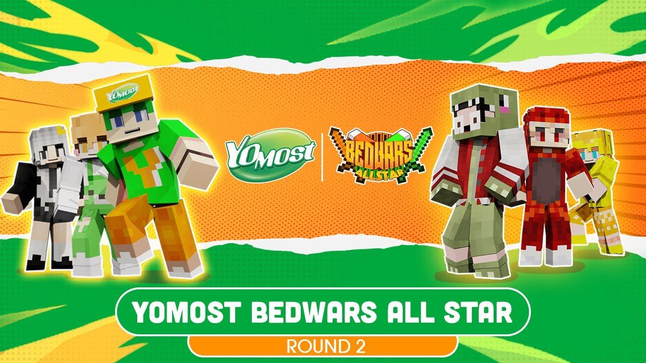 Giải Đấu Yomost Bedwars ALL STAR - Trận Chiến Sinh Tử, Rồng Ender Xuất Hiện Vào Phút Cuối