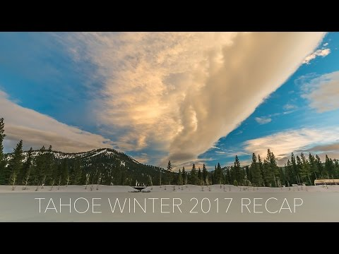 Tahoe Winter 2017 Recap - Martis Camp & Northstar California